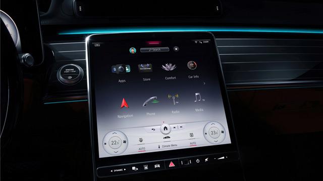 08.07.2020 ::: Meet the S-Class DIGITAL - Na putu kao kod kuće – luksuzno i digitalno