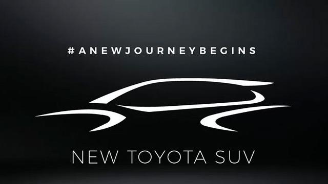 08.07.2020 ::: Toyota danas otkriva novi model - biće to crossover na bazi Corolle?