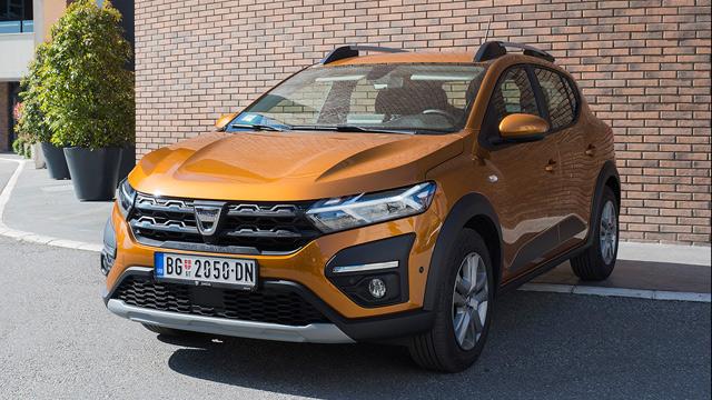 09.05.2021 ::: Testirali smo: Dacia Sandero Stepway 1.0 TCe