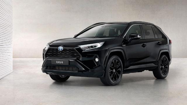 09.08.2020 ::: Toyota RAV4 Hybrid Black Edition - specijalna edicija najprodavanijeg SUV modela na svetu