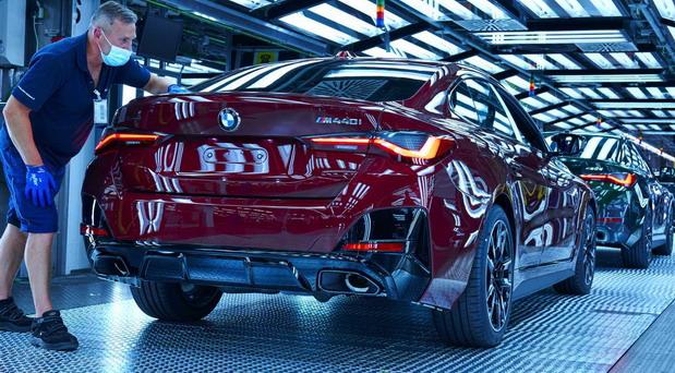 10.000 BMW-a na čekanju na silazak s proizvodne linije zbog nestašice čipova