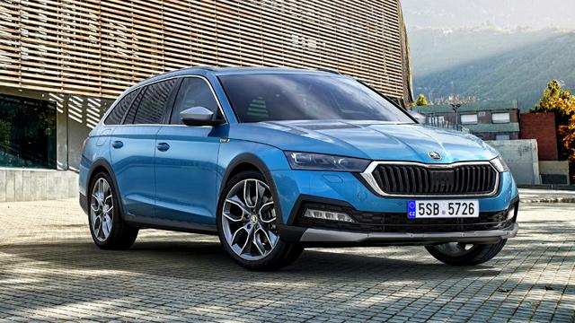 10.06.2020 ::: Nova Škoda Octavia Scout - automobil za sve životne situacije u svojoj trećoj generaciji