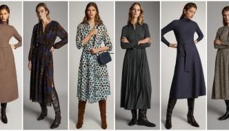 10 Massimo Dutti haljina za prijelaz iz zime u proljeće 2020.
