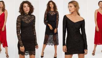 10 glamuroznih haljina za zimu s potpisom H&M-a