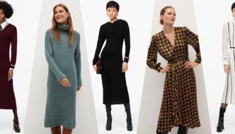 10 haljina dugih rukava u kojima ćemo provesti cijelu jesen