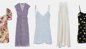 10 ljetnih haljina iz Zare s WOW faktorom