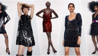 10 mini haljina koje će biti glavne zvijezde blagdanskih partyja