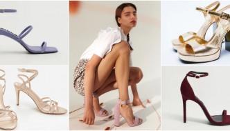10 najljepših sandala na petu za sve ljetne partije