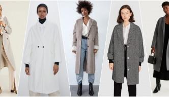 10 predimenzioniranih kaputa koji će ove zime vladati špicom