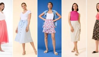 10 šarmantnih suknji za vruće ljetne dane