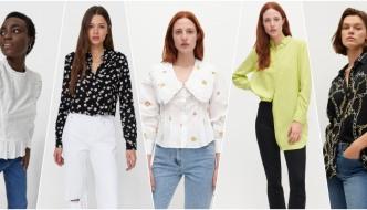 10 savršenih high-street košulja za proljetnu garderobu