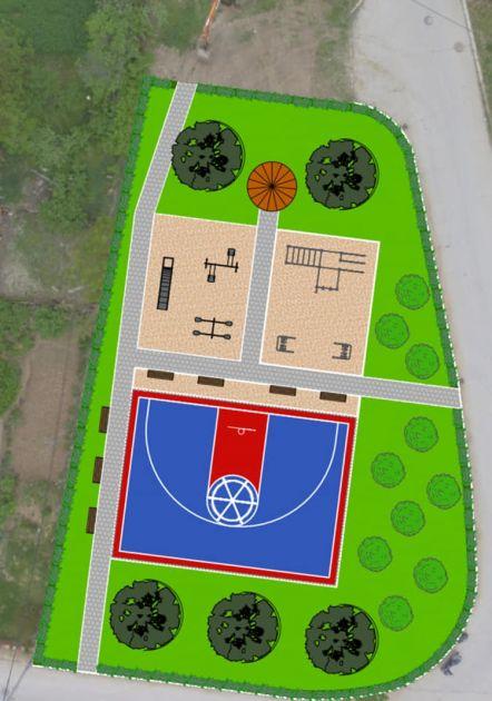 100€ po 100€ pa teren za basket, teretana na otvorenom i staza: Nišlije usmerile pomoć države na uređenje naselja