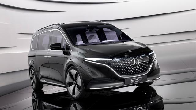 11.05.2021 ::: Premijera koncepta modela Mercedes EQT – preteča novog premijum kvaliteta u segmentu malih venova