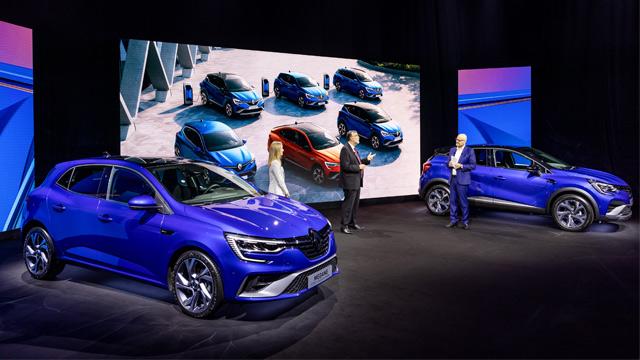 11.05.2021 ::: Renault Talk 1 - marka Renault otkriva nove ambicije
