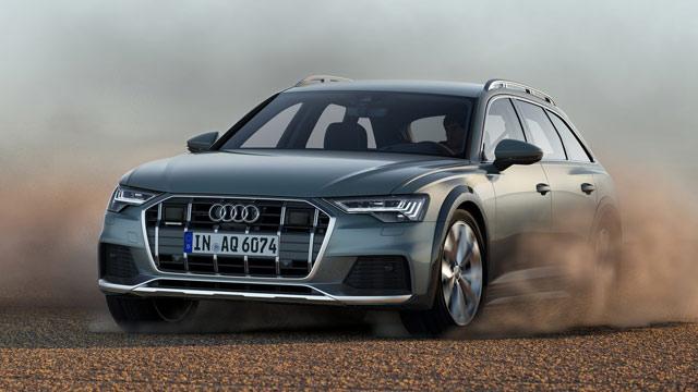 11.06.2019 ::: Audi A6 allroad quattro (2020) zvanično predstavljen - prve fotografije i info