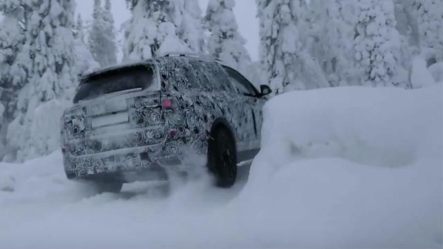 11.08.2018 ::: BMW X7 prošao ekstremne testove - spreman za premijeru (VIDEO)