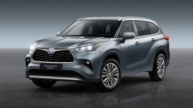 12.05.2020 ::: Toyota Highlander Hybrid kreće u osvajanje Evrope