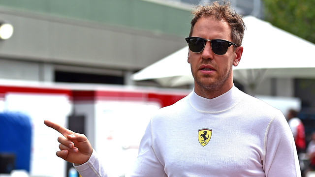 12.05.2020 ::: Vettel napušta Ferrari