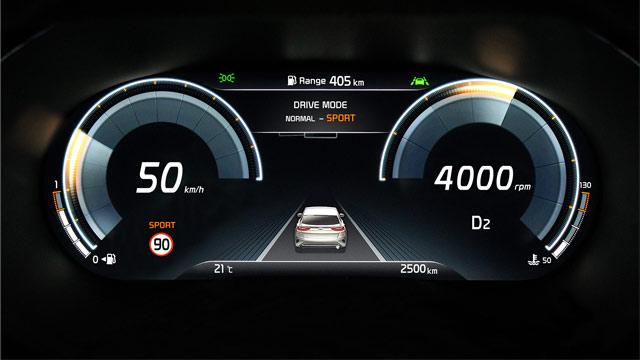 12.06.2019 ::: Potpuno novi krosover Kia XCeed sa digitalnom instrument tablom