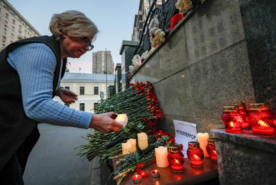 12. MAJ PROGLAŠEN ZA DAN ŽALOSTI Otkriveno da je napadač na školu u Kazanju aktivirao improvizovanu bombu