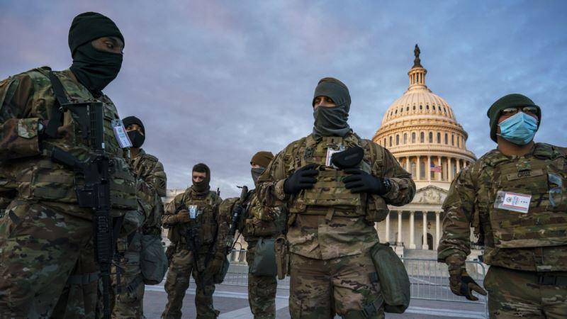 12 članova Nacionalne garde sklonjeno sa osiguranja Bidenove inauguracije