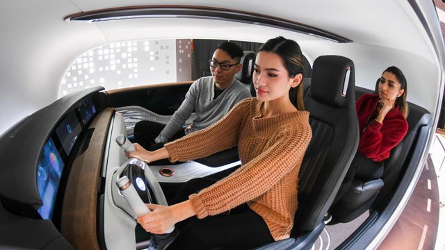 13.01.2019 ::: Kia na sajmu CES 2019 predstavlja post-autonomnu vožnju
