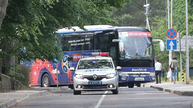 13.06.2018 ::: Kia predala vozila organizatorima svetskog prvenstva u fudbalu u Rusiji
