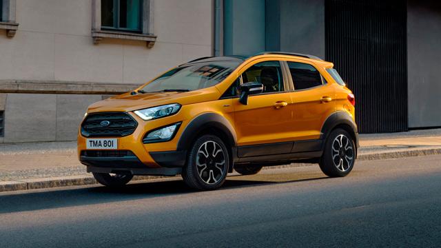 13.10.2021 ::: Sve popularniji Ford EcoSport sa isporukom odmah po uplati