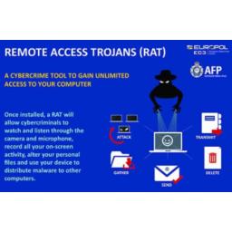 13 ljudi uhapšeno u akciji Europola, razbijena kriminalna mreža koja stoji iza trojanca IM-RAT