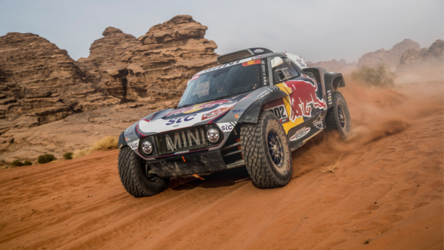 14.01.2021 ::: Rally Dakar 2021 - Komentar 10. etape (VIDEO)