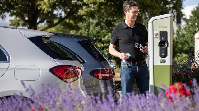 14.07.2020 ::: Mercedes-Benz EQ Power: Plug-in hibridi pružaju celodnevnu mobilnost