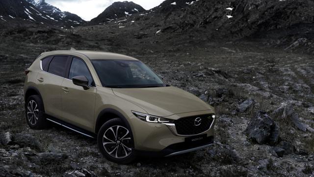 14.09.2021 ::: Mazda CX-5 2022: više pefinjenosti i nova struktura paketa opeme