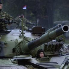 15.000 PRIPADNIKA VOJSKE SRBIJE KREĆE U NAPAD: Tenkovi, Pancir i dronovi spremni za bitku!