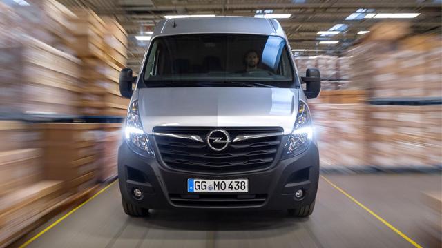 15.05.2019 ::: Novi Opel Movano: Visoka bezbednost, svestranost i potpuna povezanost