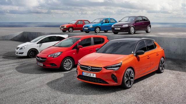 15.08.2019 ::: Nova Opel Corsa: Počinje šesto poglavlje uspešne priče