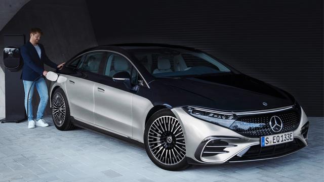 16.04.2021 ::: EQS: prvo električno vozilo u luksuznoj klasi