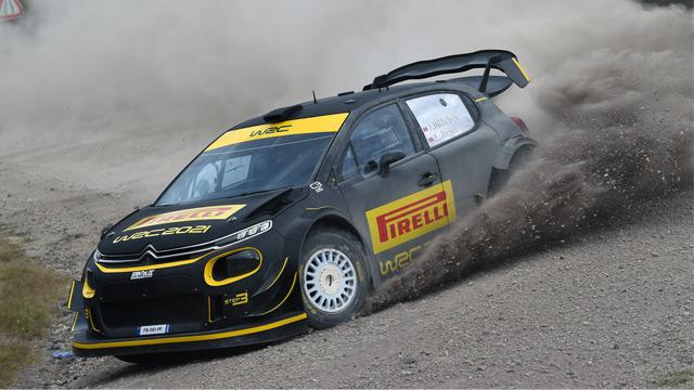 16.07.2020 ::: WRC - Pirelli započeo program testiranja za FIA Svetski reli šampionat (VIDEO)