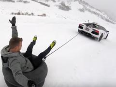 17.01.2017 ::: Ovi vlasnici Lamborghinija imaju potpuno ludu zabavu (foto+video)
