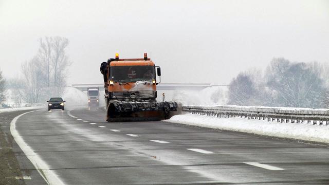 17.01.2021 ::: Putevi Srbije - apel zbog niskih temperatura