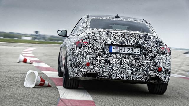 17.05.2021 ::: BMW 2 Coupe kuca na vrata - imaće zadnji pogon! (FOTO)