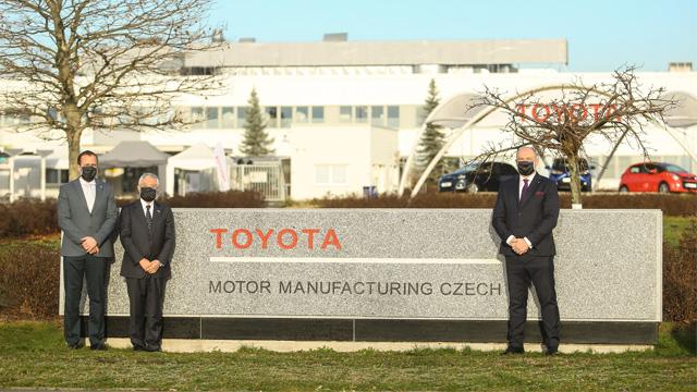 18.01.2021 ::: Toyota je preuzela kompletno vlasništvo nad fabrikom TPCA u Češkoj