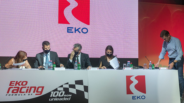 18.06.2021 ::: Novo gorivo na EKO pumpama - EKO Racing 100 RON
