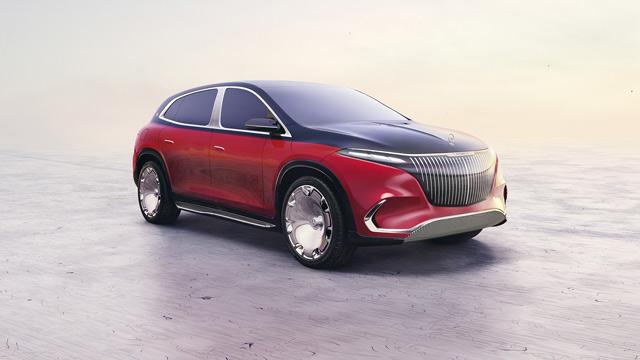 19.09.2021 ::: Premijera Koncepta Mercedes-Maybach EQS – pogled na prvi potpuno električni Maybach model
