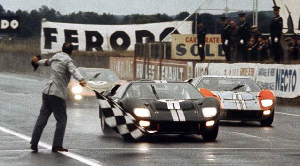 1966: Fordov prvi Le Man