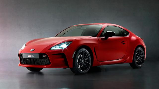 20.04.2021 ::: Toyota otkrila novi GR86 - svetska premijera novog sportskog kupea