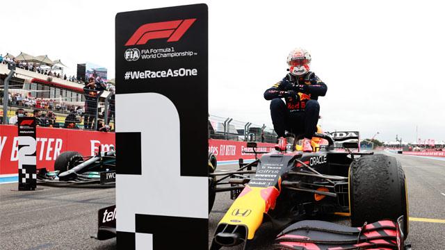 20.06.2021 ::: VN Francuske 2021 - Odlična strategija Red Bulla dovela Verstappena do pobede