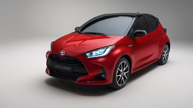 20.10.2020 ::: Toyota u Evropi beleži rezultate iznad proseka tržišta