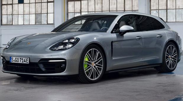 2021 Porsche Panamera Turbo S E-Hybrid