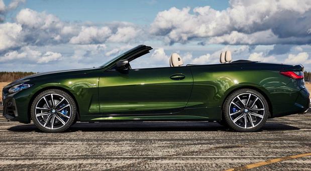 2022 BMW Serije 4 Cabrio i BMW i3 Unique Forever