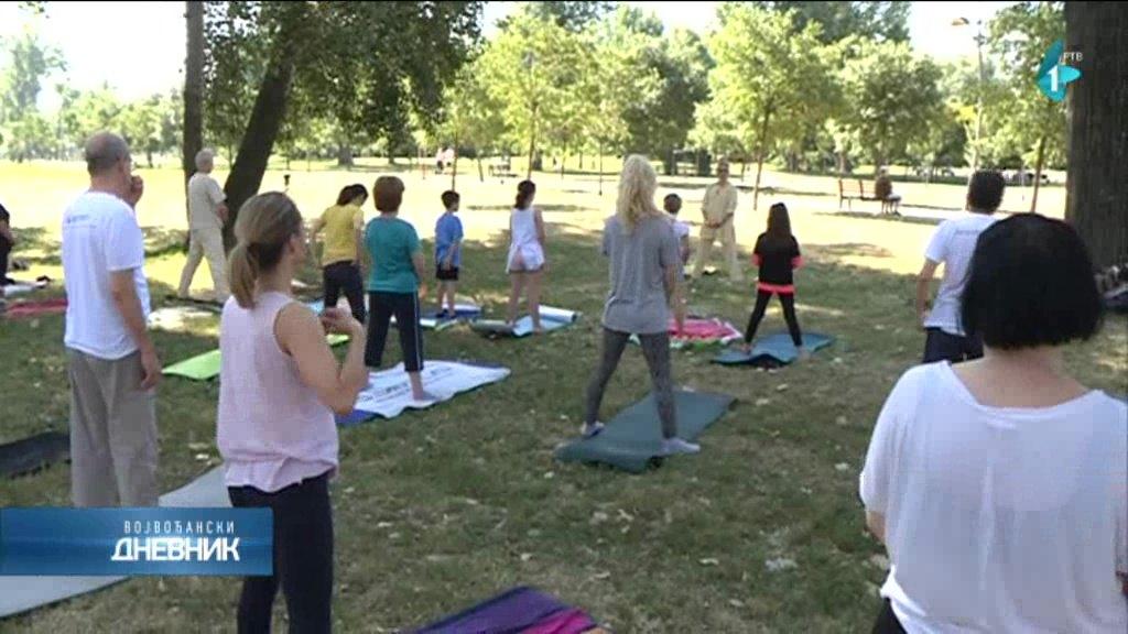 21. jun - Međunarodni dan joge